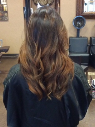 Hair Color and Highlights in Waterford, MI